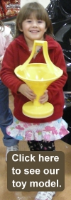 toy coin funnel